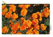 Poppies Alive Carry-all Pouch