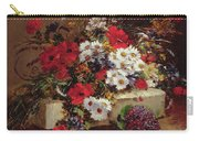 Poppies And Daisies  Carry-all Pouch