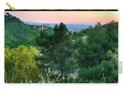 Poppies And The Alhambra Palace Carry-all Pouch