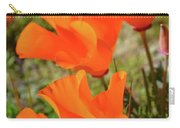 Poppies Antelope Valley Carry-all Pouch