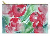 Poppies Celebration Carry-all Pouch