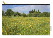 Poppies Forever Carry-all Pouch