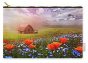 Poppies In A Dream Carry-all Pouch