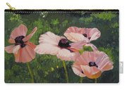 Poppies In The Sun Carry-all Pouch