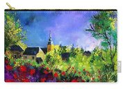 Poppies In Villers Carry-all Pouch