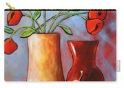 Poppies N Pears Carry-all Pouch