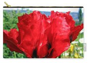 Poppies Plus Carry-all Pouch