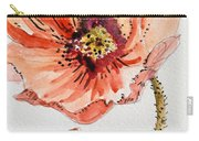 Poppy #2 Carry-all Pouch