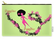 Poppy Chic Dance Carry-all Pouch
