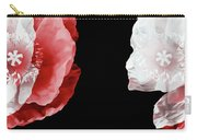 Poppy Confusion Carry-all Pouch