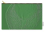 Poppy Embossing  Carry-all Pouch