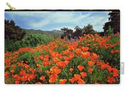 Poppy Explosion Carry-all Pouch