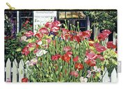 Poppy Fence Carry-all Pouch