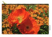 Poppy Glories Carry-all Pouch