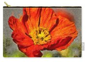 Poppy - Id 16235-142749-5072 Carry-all Pouch