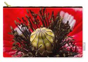10092 Poppy Love #01 Carry-all Pouch