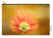 Poppy On Fire Carry-all Pouch