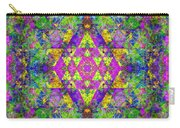 Poppy Opal Yantra Carry-all Pouch
