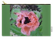 Poppy Opening - 2 Carry-all Pouch