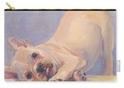 Poppy Puppy Carry-all Pouch