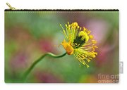 Poppy Seed Capsule Carry-all Pouch by Kaye Menner