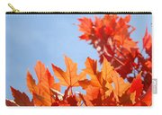 Popular Autumn Art Red Orange Fall Tree Nature Baslee Troutman Carry-all Pouch