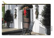 Porch At Boone Hall Plantation Charleston Sc Carry-all Pouch