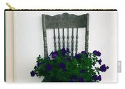 Porch Flowers Carry-all Pouch