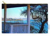 Porch View In Annisquam Carry-all Pouch