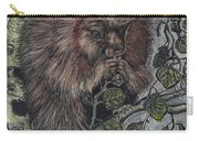Porcupine In Aspen Carry-all Pouch