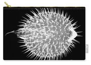 Porcupine Puffer Carry-all Pouch