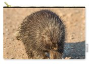Porcupine Walking Carry-all Pouch