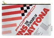 Porsche 24 Hours Of Daytona Wins Carry-all Pouch
