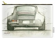 Porsche 911 Rs Carry-all Pouch