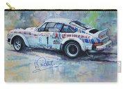 Porsche 911 Sc  Rallye Sanremo 1981 Carry-all Pouch