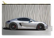 Porsche Beautiful Dream Sports Car Carry-all Pouch