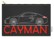 Porsche Cayman Phone Case Carry-all Pouch