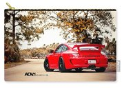 Porsche Gt3 Centerlock Adv1 3  Carry-all Pouch