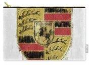 Porsche Logo Carry-all Pouch