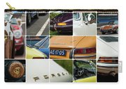 Porsche Oldtimer Collage Carry-all Pouch