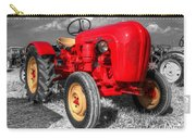 Porsche Tractor Carry-all Pouch