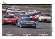 Porsche Turbo Cup 1988 Carry-all Pouch