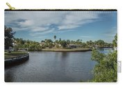 Port Charlotte Adhenry Waterway From Midway Carry-all Pouch