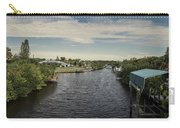 Port Charlotte Atlantus Waterway From Ohara Carry-all Pouch