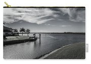 Port Charlotte Bay Harbor Waterway From Ohara Carry-all Pouch