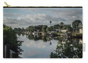 Port Charlotte Elkham Waterway From Tamiami Carry-all Pouch