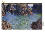 Port Goulphar Belle Ile Brittany Carry-all Pouch