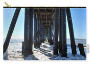 Port Hueneme Pier - Waves Carry-all Pouch