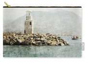 Port In Alanya City-turkey  Carry-all Pouch