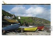 Port Isaac Boats Carry-all Pouch